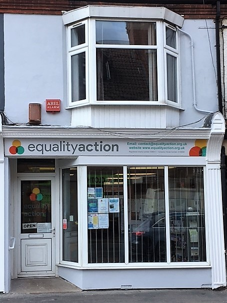 Our new look  - Equality Action