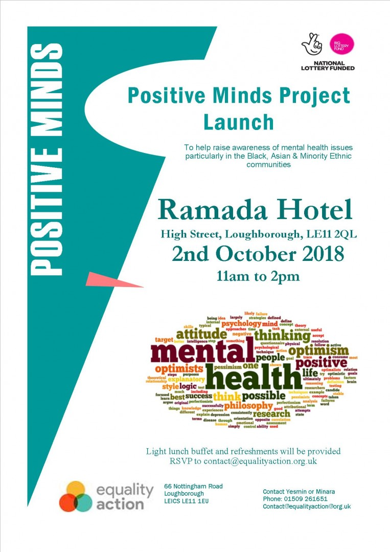 "Launch of ""Positive Minds"" Project"
