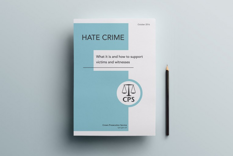 Hate Crime Support Leaflet