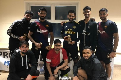 Improving Lives Annual Football Tournament 2019