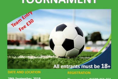 Improving Lives Annual Football Tournament