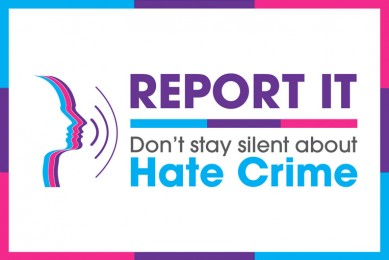 Report It - Networking, information sharing and raising awareness of the importance of reporting hate crimes